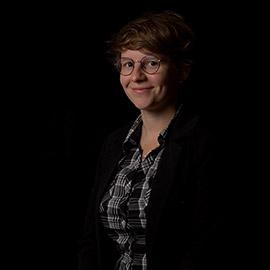 Luce-Émilie Marquant, Chargée de communication à l'Adico