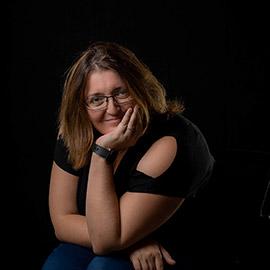 Sandra Ferreira, Chargée du suivi collectivités à l'Adico
