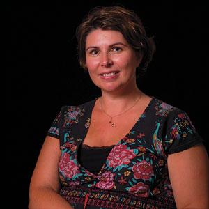 Gaëlle Lorthios, Assistante du pôle formation à l'Adico