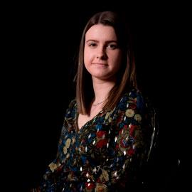 Manon Morlet, assistante du pôle technique à l'Adico